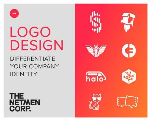 اورجینال بودن در طراحی لوگو